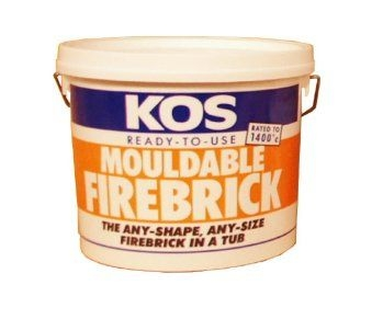 Mouldable Firebrick