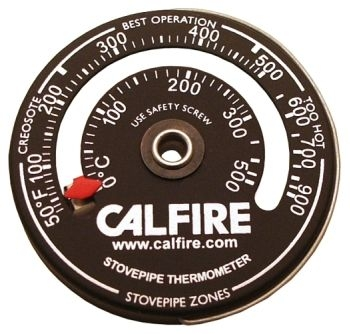 Calfire Stovepipe thermometer