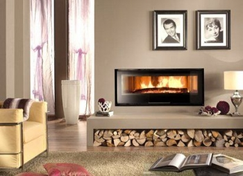 LaNordica Crystal 1300 Insert Stove