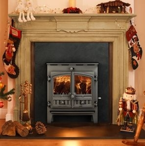 Hunter Herald 5 inset stove