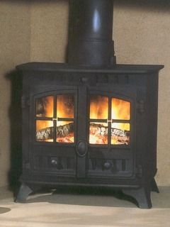 Hunter Herald 6 stove