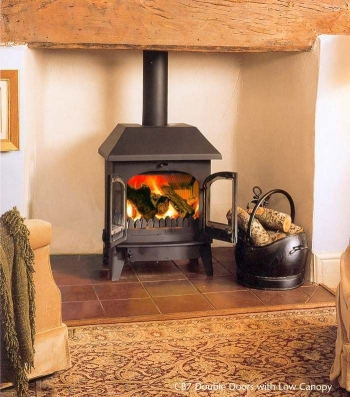 Hunter CB7 stove