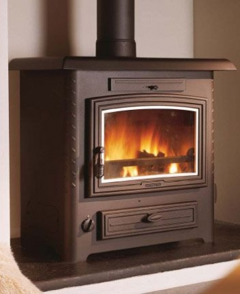 Aarrow Stratford TF50 multifuel boiler stove