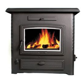 Aarrow Stratford TF70 multifuel boiler stove