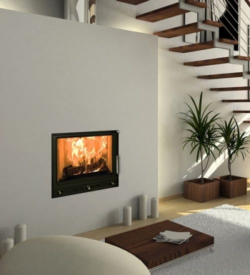 Woodfire RS23 Insert Boiler Stove