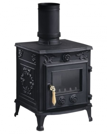 Evergreen Ash stove