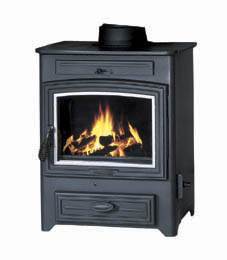 Aarrow Becton 11 multi fuel stove
