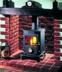 Coalbrookdale Little Wenlock multi fuel stove