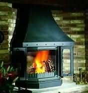 Dovre 2300 woodburning stove