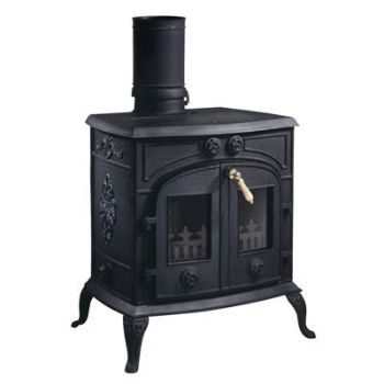 Evergreen Holly stove