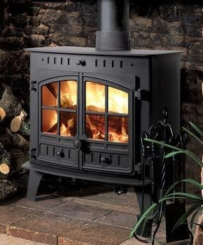 Hunter 80B  multifuel boiler stove