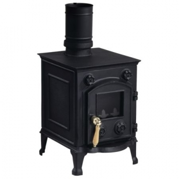 Evergreen Larch stove