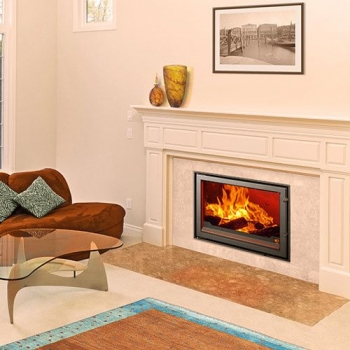 Woodfire RX30 Insert Boiler Stove