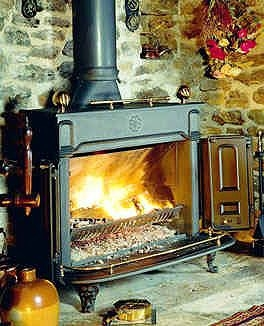 Stovax Regency Small multi fuel stove