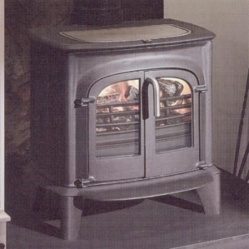 Vermont Castings Intrepid 3 multi fuel stove