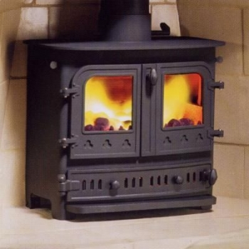 Villager Bayswater multi fuel stove