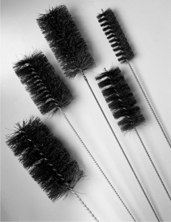 Wire Handled Flue Brushes