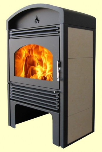 Woodfire C18 Boiler Stove