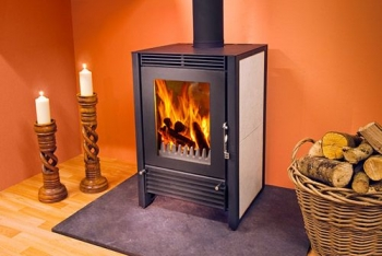 Woodfire F12 Boiler Stove