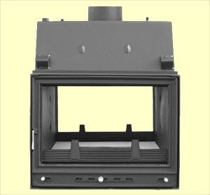Woodfire RS15 D Insert Boiler Stove