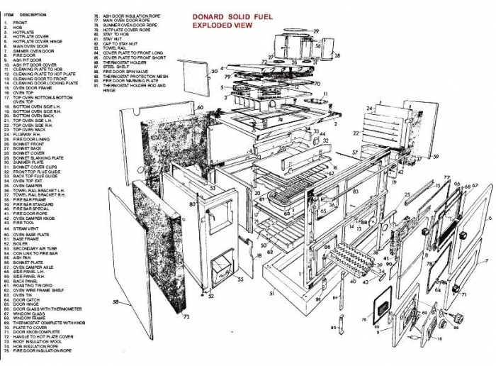 Coal Fired Boiler Diagram Com